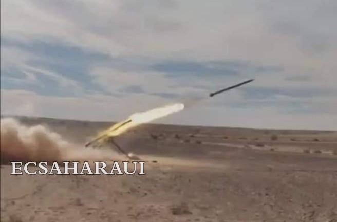 ⭕ URGENTE | El Ejército saharaui realiza dos ataques con misiles en el sur de Marruecos.