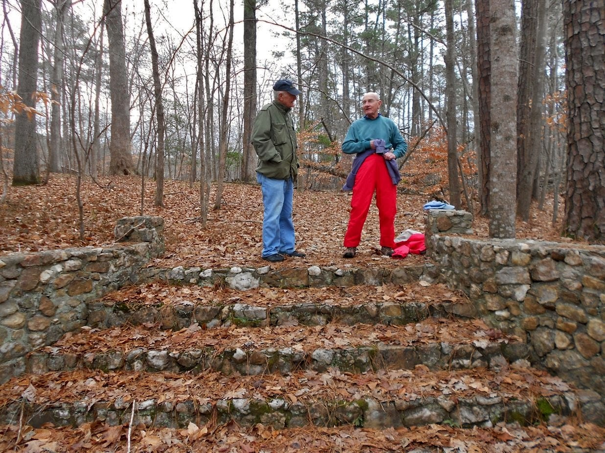 Rod 39 s umstead ruins hike 2013 take a hike for Is there any homestead land left in america
