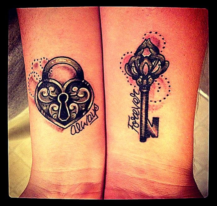 MATCHING TATTOOSgtgt on Pinterest  43 Pins