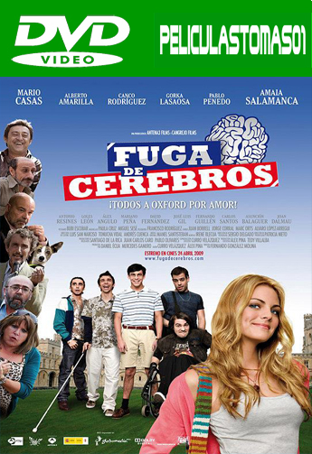Fuga de Cerebros (2009) DVDRip