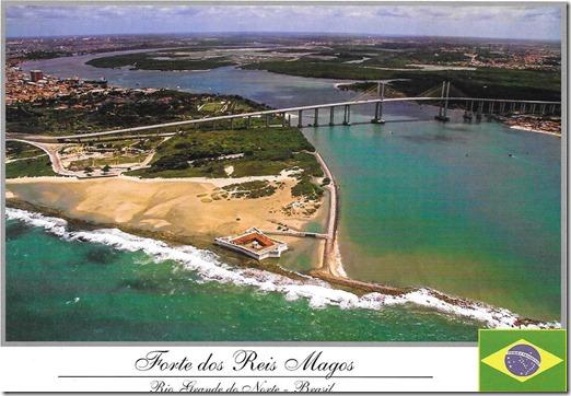 Foz do Rio Potengi