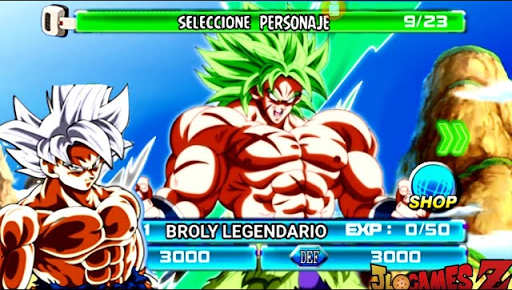 SAIUU!! NEW Dragon Ball Tap Battle V2 BROLY MOVIE DBS + DOWNLOAD 2018