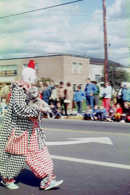Color Slides Of New York City April 1979: Visiting Vintage: Halloween Color Slides