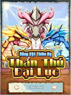 game Than thu Dai luc