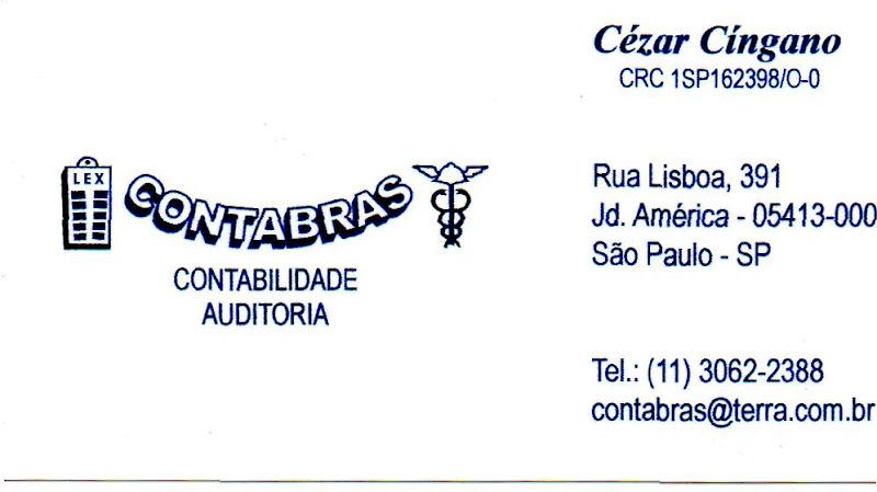 CONTABRAS - Contabilidade Auditoria