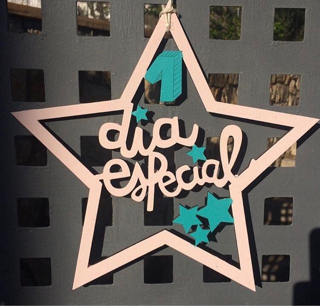 estrella de madera doy