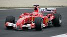 Michael Schumacher, Ferrari F2004M