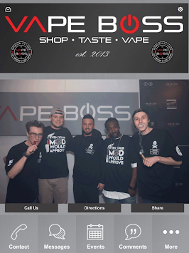 Download The Vape Boss APK latest version app for android