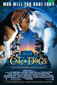 Đại Chiến Chó Mèo 1