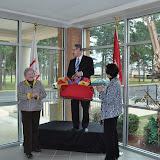 U of A System President Dr. Donald Bobbitt Visit - DSC_0334.JPG