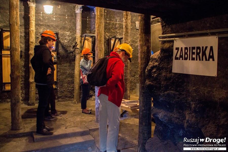 Zabrze Podziemny Park Maszyn Górniczych