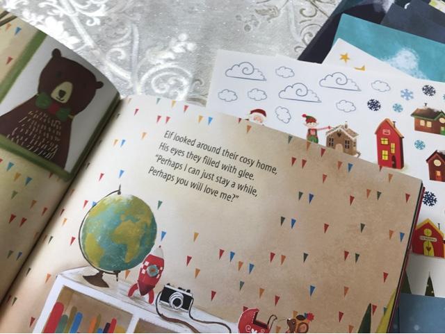 elf-for-christmas-book