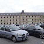Hôpital Saint-Paul : façade ouest