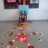 Pre-Primary - Diwali Celebrations on 10th November 2015.