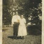 John Laurence Shreeve 3 Oct 1883 - 1 Dec 1965 Mary Berniece Luton Shreeve 4 Oct 1883 - 31 Mar 1956