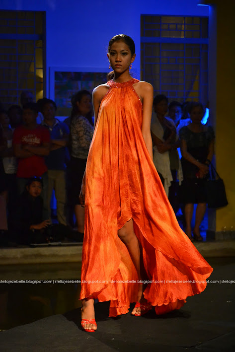 cambodia, phnom penh, la'or, julie schrag, phnom penh designers fashion week, what's up phnom penh, 2014, fashion trend, catwalk, runway, modellinhe plantation hotel,,g, cambodian, khmer, cambodge, kampucheya, asia, beauty, fashion industry,maxi dress