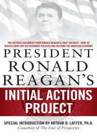 President Ronald Reagan's Initial Actions Project By White House Staff