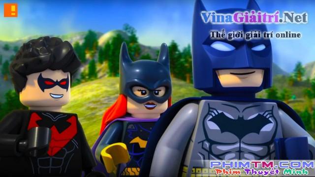 Xem Phim Liên Minh Công Lý: Đại Chiến Tại Gotham - Lego Dc - Comics Super Heroes Justice League Gotham City Breakout - phimtm.com - Ảnh 1