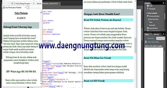 Image Result For Jasa Pembuatan Website