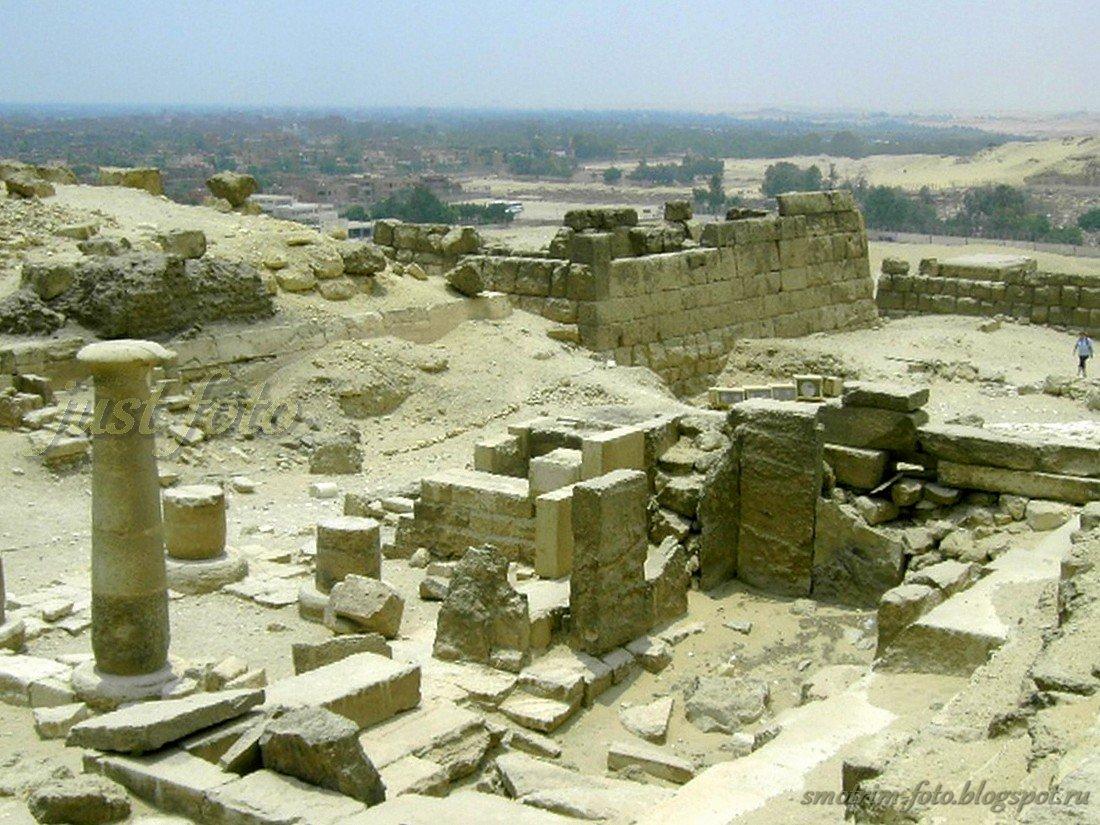 Египет, Каир, Гиза, пирамиды