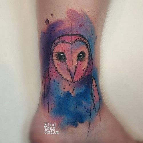 este_majestoso_tatuagem_de_coruja