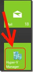 Hyper-V Manager Icon