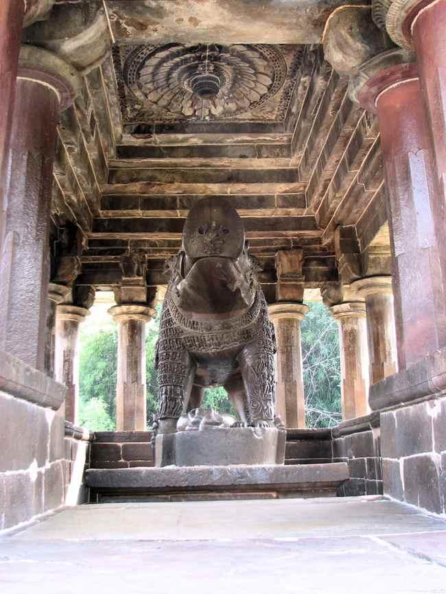 Front View of Lord Varaha at Khajuraho