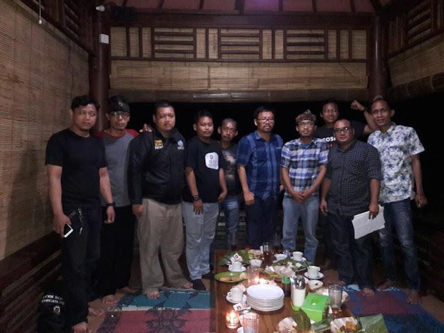 Daeng Muhammad Ajak IWO Kabupaten Bekasi Perangi Hoax