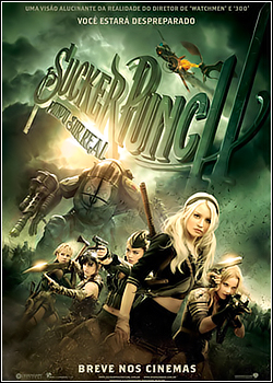 Download  Sucker Punch Mundo Surreal BDRip AVI Dual Áudio + RMVB Dublado