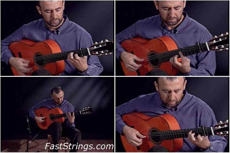 Oscar Herrero - Guitarra flamenca paso a paso Vol. 3