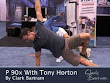 Tony Horton With Clark Bartram