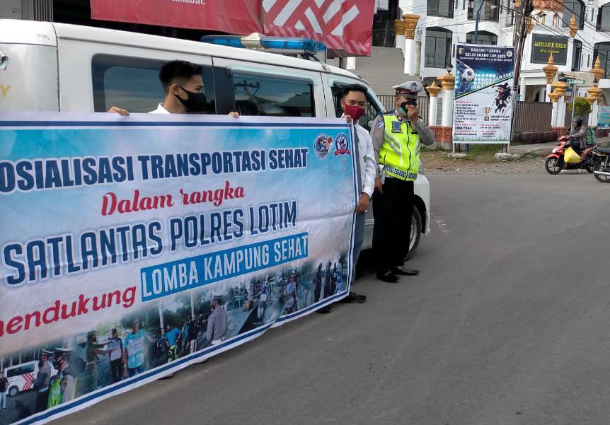 Kasat Lantas Polres Lombok Timur : Lakalantas Turun 40%