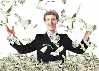 OMG: Facebook Owner, Zuckerberg Already Earned Whooping $4.7 Billion in Two Weeks This Year