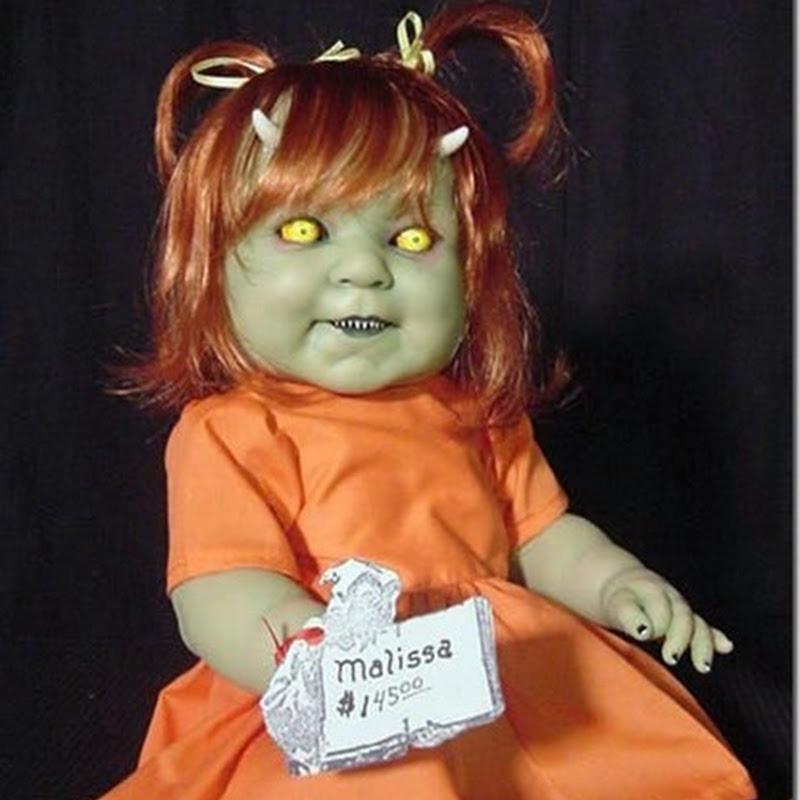 Fotos de muñecas gores con cuernos