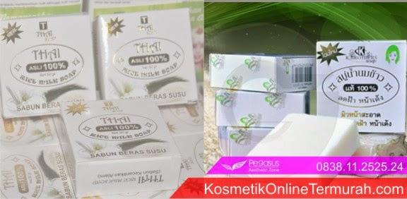 Manfaat Sabun Beras, Sabun Untuk Wajah, Sabun Pemutih Wajah, 0819.4633.0746 (XL)