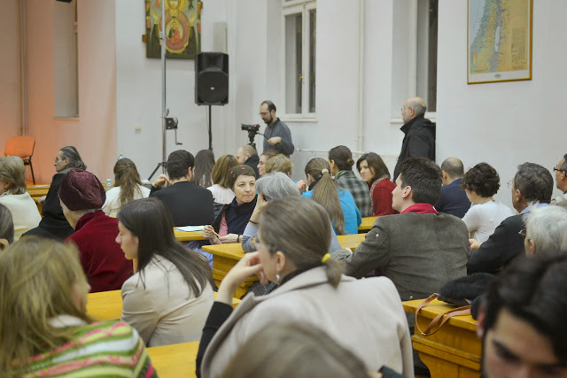 Seara cultural duhorvniceasca la FTOUB 036