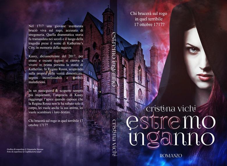 ESTREMO INGANNO cover_