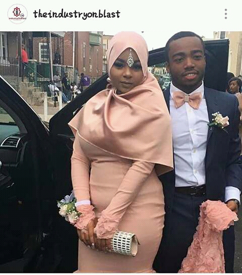 See This Lovely Weeding Photos Of this Muslim Photos