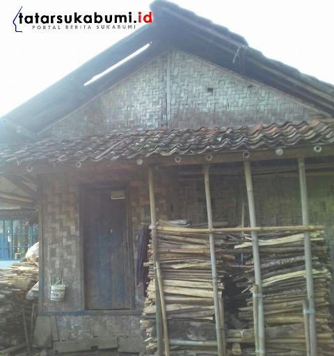 Miris, Mantan Hansip di Sukabumi Tempati Rutilahu