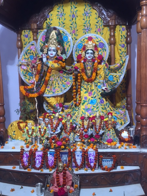 ISKCON Raipur Deity Darshan 03 jan 2017 (7)