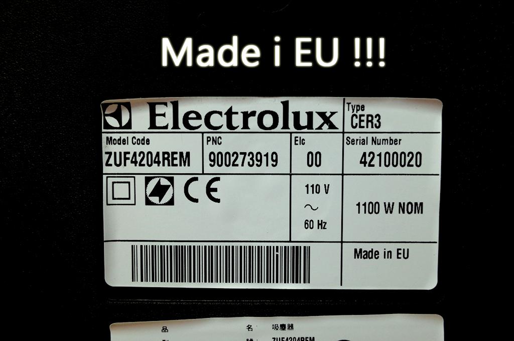 【試用紀錄】Electrolux_ZUF4204REM_Part_2_沒有露點的寫真集