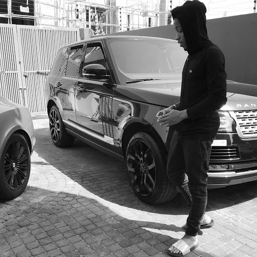 Tekno Shows Off His Range Rover In New Photo