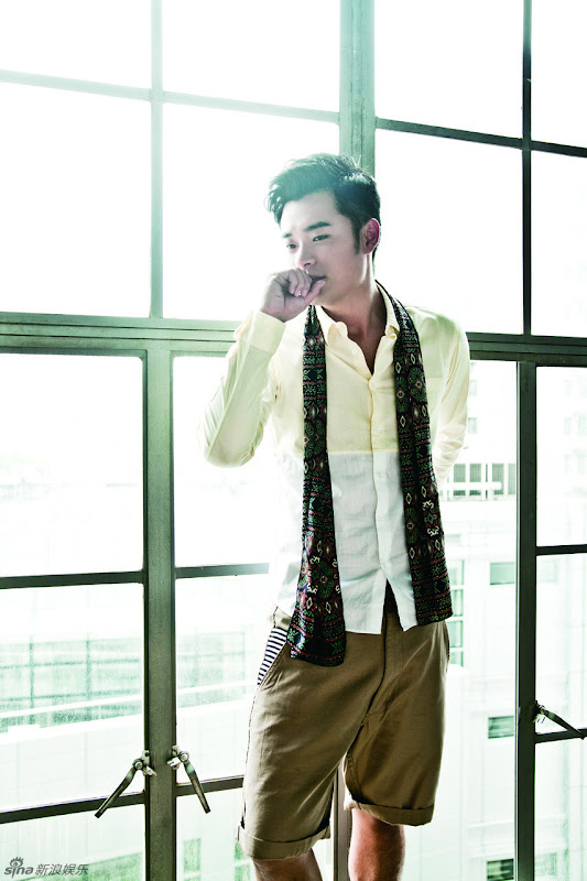 Chen He China Actor