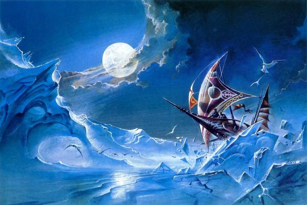 The Sea Of Ice, Magical Landscapes 2