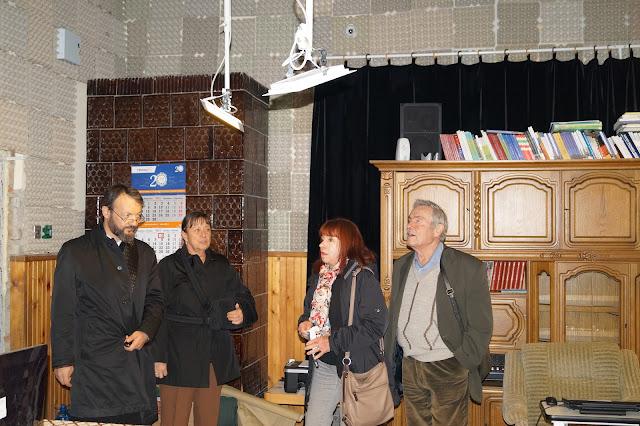 19 Octombrie - Vizită delegație Germania