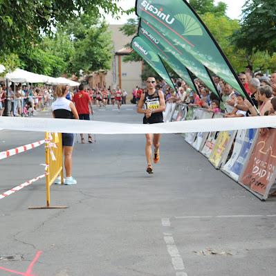 Carrera Popular Santa Quiteria 2012 - Llegada