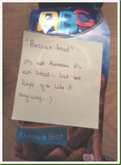 German Russian Bread