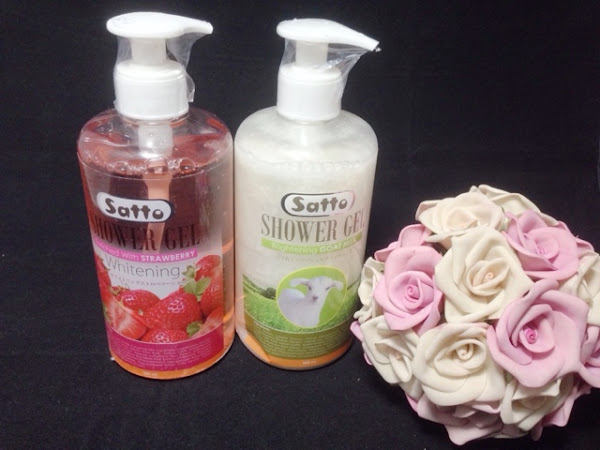 [Review] Satto Beauty Shower Gel