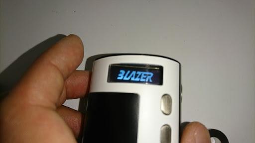 DSC 2242 thumb%25255B3%25255D - 【MOD+アトマ】「Sense Blazer 200キット」レビュー。最大200W対応BOX MODとセラミック搭載クリアロのスターターキット!【電子タバコ/爆煙】