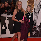 OIC - ENTSIMAGES.COM - Jodie Kidd at the  The BRIT Awards 2016 (BRITs) in London 24th February 2016.  Raymond Weil's  Official Watch and  Timing Partner for the BRIT Awards. Photo Mobis Photos/OIC 0203 174 1069